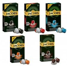 Набор кофе в капсулах Jacobs collection - 50 капсул